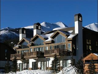 Lovely Condo at Base of Peak 9 - Corner Unit One Block to Main Street (13596) - Breckenridge vacation rentals