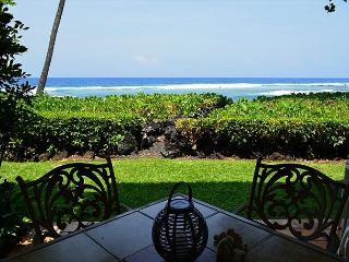 KKSR#3 $115.00 all of May-June! Direct Oceanfront Townhome!! - Keauhou vacation rentals