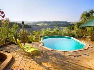 Country home IL Granaio with Private swimming pool - Castelfiorentino vacation rentals