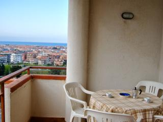SOUTHERNITALY 2bd /2balcony APARTMENT WITH seaview - Calabria vacation rentals