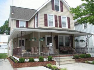 146 West Hand Avenue - 2nd Floor - North Wildwood vacation rentals