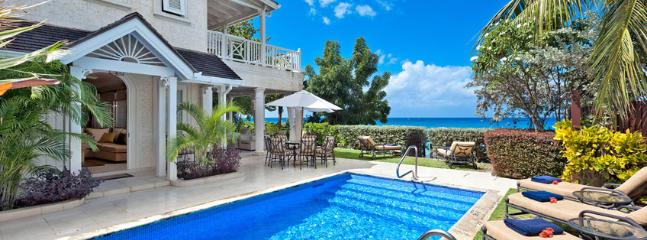 Villa Westhaven SPECIAL OFFER: Barbados Villa 329 A Luxurious Beachfront Villa Of Two Storeys, Is Gently Lapped By Calm Waters From Gibbs Beach. - Saint Peter vacation rentals