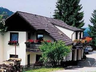 Vacation Apartment in Bad Herrenalb - 646 sqft, 2 bedrooms, max. 5 Pers. (# 7780) - Bad Herrenalb vacation rentals