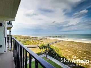 Beach Life  Oceanfront Condo - Fernandina Beach vacation rentals