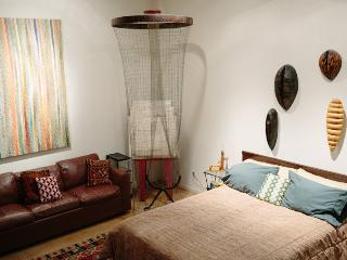 ART FILLED APARTMENT WITH GARDEN AWAITS YOU IN SF! - San Francisco vacation rentals