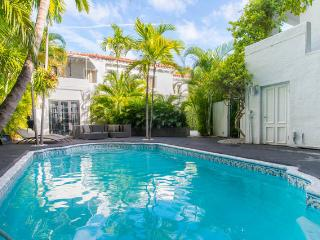 10 Room Art Deco Pool Villa Mansion Estate - Miami Beach vacation rentals