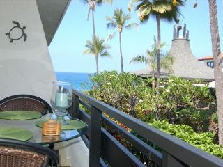 Casa De Emdeko 212 - New Ownership, Redecorated, Includes AC and Ocean Views! - Kailua-Kona vacation rentals