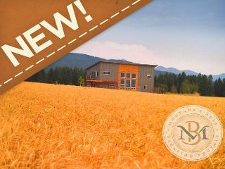 New! Chiq, modern home with stunning views! Close to Glacier Park! - Columbia Falls vacation rentals