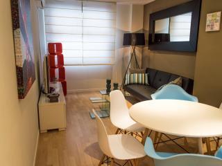 Coqueto dúplex reformado, amplio y luminoso. - Madrid Area vacation rentals