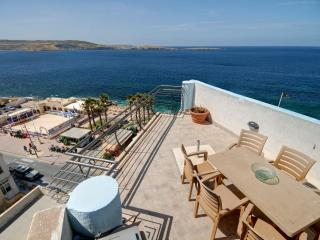 Bay View Penthouse - Bugibba vacation rentals