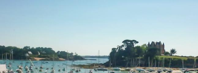 Fantastic house in Ille-et-Vilaine, Brittany, with 4 bedrooms, garden and sea views - Image 1 - Saint-Briac-sur-Mer - rentals