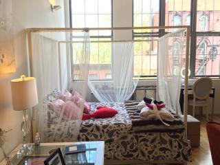 Loft in artsy Williamsburg NEW YORK - Brooklyn vacation rentals