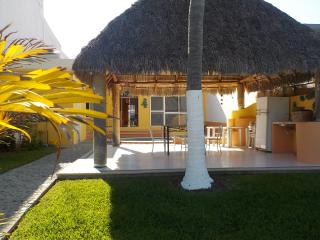 On the Canal, your own dock, pool, and 3 bedrooms - Barra de Navidad vacation rentals