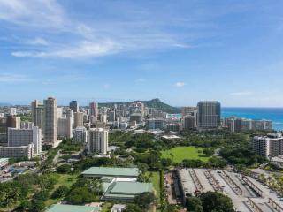 Canterbury Place 38BC - Honolulu vacation rentals