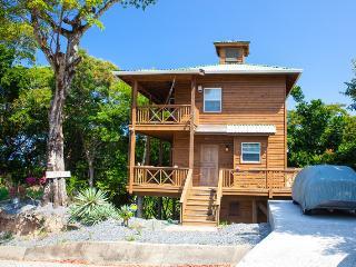 Tree House on Linda Vista Drive - West Bay vacation rentals