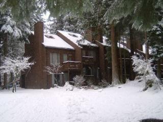 Nicely decorated 2 Story Condo #20 - Sleeps 6 - Glacier vacation rentals