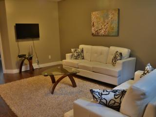 Summerside Basement Suite, sleeps up to 4, wifi - Alberta vacation rentals