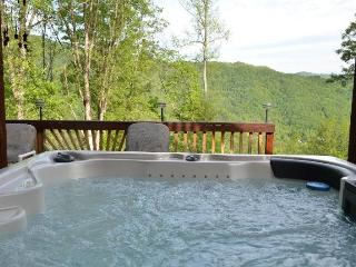 Bear Bottoms Chalet - Private and Romantic Getaway with Outdoor Kitchen - Bryson City vacation rentals