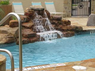 Poolside! Waterwheel Luxury Condo - Texas Hill Country vacation rentals