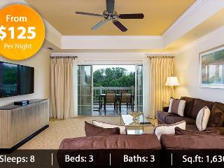 Cabana Court Dream - Brand New Luxury Modern Furniture 3 Bed Condo in Reunion Resort - Reunion vacation rentals
