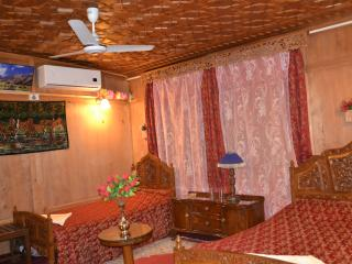 we have four super deluxe rooms, with free wifi, - Srinagar vacation rentals