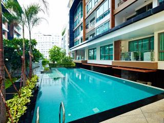 THE URBAN,Boutique Central Condo - Pattaya vacation rentals