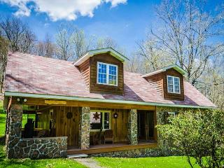 Beautiful 3 Bedroom Lodge located IN Ohiopyle State Park! - Ohiopyle vacation rentals
