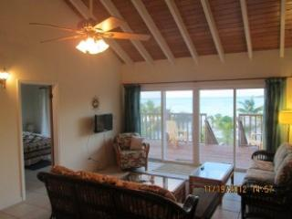 NEW LISTING- 2 BEDROOM APT.on BEST BEACH for 4 - Great Exuma vacation rentals