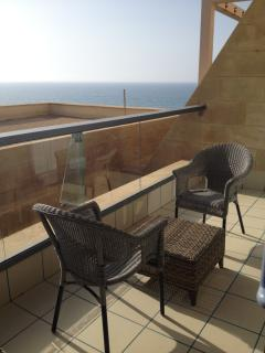 4 room apartment sea and sun on the tzuk beach - Tel Aviv vacation rentals