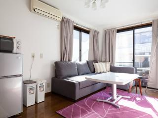 TRENDY SHIMOKITAZAWA SPACIOUS 2 ROOM APARTMENT - Setagaya vacation rentals