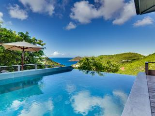 Lovely, contemporary-styled villa with ocean views and near the beach WV DAT - Flamands vacation rentals