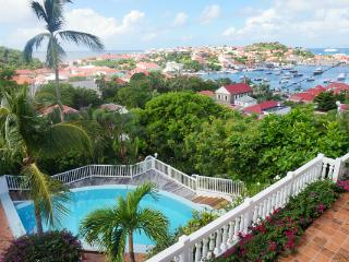 Colony Club apartment overlooking Gustavia Harbor conveniently located WV CCG - Gustavia vacation rentals