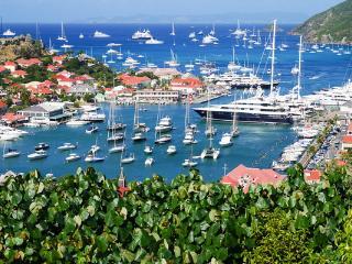 Beautiful hillside villa overlooking Gustavia, St Barts & harbor WV LJF - Gustavia vacation rentals