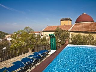 6 bedroom villa with pool & views near Sorrento - Vico Equense vacation rentals