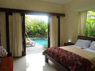 Beach-side sanur villa 3 bed-bath private pool - Sanur vacation rentals