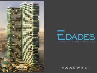 Rockwell Edades Big All New Studio - Makati vacation rentals