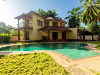 Villa Coconut Paradise,Morjim - Goa vacation rentals