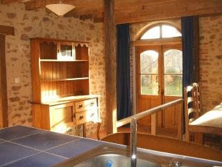La Grange is part of a converted barn in a rural s - La Souterraine vacation rentals