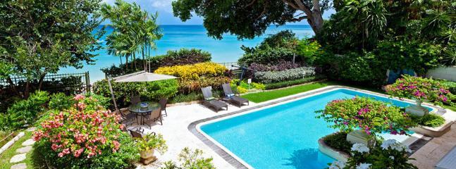 Villa Bonavista SPECIAL OFFER: Barbados Villa 269 Sits On A Quiet Stretch Of White, Sand Beach On The Stunning West Coast Of Bar - Saint Peter vacation rentals