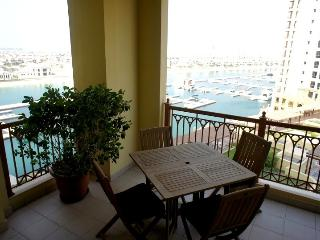 2 Bed with a Stunning Palm Marina View - United Arab Emirates vacation rentals