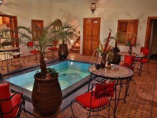 Riad Kalinka Lotus (Riad with pool in Marrakech) - Marrakech vacation rentals