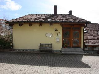 Vacation Apartment in Unterkirnach - 484 sqft, 1 living room / bedroom, max. 3 people (# 7819) - Black Forest vacation rentals