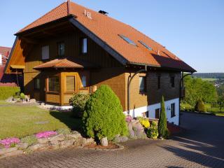 Vacation Apartment in Schömberg - 495 sqft,  (# 8042) - Pforzheim vacation rentals