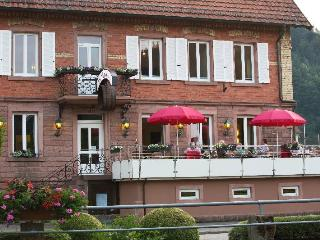 Vacation Apartment in Haslach im Kinzigtal - 398 sqft, 1 bedroom, max. 4 Pers. (# 8339) - Haslach im Kinzigtal vacation rentals