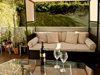 Awesome 1 bedroom with private deck in Palermo - Buenos Aires vacation rentals
