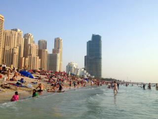Dubai JBR Spacious Beach Apartment Book Now! - Dubai vacation rentals