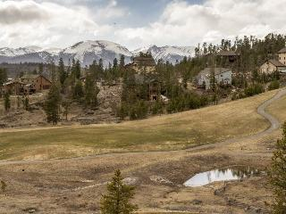 Iris Home - Fabulous mountain and golf course views, newly updated, spacious home! - Keystone vacation rentals