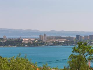 Extraordinary Sea View Apartment btw Split/Trogir - Kastel Sucurac vacation rentals