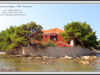 Apartments Kolega, Villa Čerenac - Place where relaxation is all about ! - Mali Iz vacation rentals
