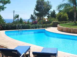 ZEUS SUBLIME- 5 bedrm villa Own large pool Privacy - Paphos vacation rentals